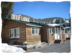 Deer Lodge Red River New Mexico